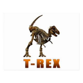 T-REX POST CARDS