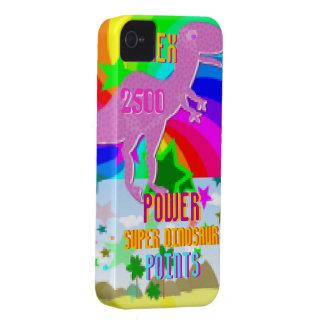 T-Rex Power Super Dinosaur 2500 Points iPhone 4 Case