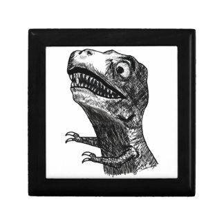 T-Rex Rage Meme - Gift Box