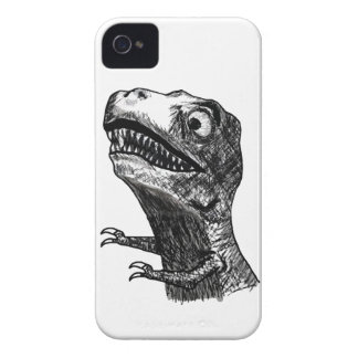 T-Rex Rage Meme - iPhone 4/4S Case