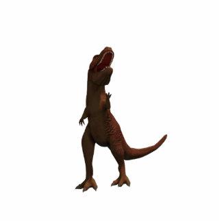 T-Rex Rage Photo Cut Out
