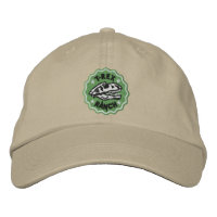 T-Rex Ranch Embroidered Hat