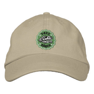 7286fa50216 T-Rex Ranch Embroidered Hat