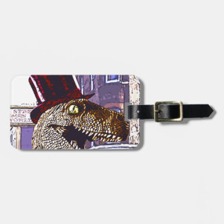 T-rex Ritz Travel Bag Tag