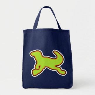 T-Rex Running Tote Bag