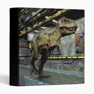 T-Rex Science Fiction Binder