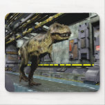 T-Rex Science Fiction Mouse Pad