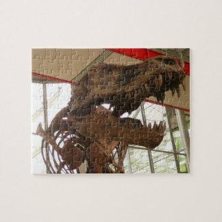 T-Rex Skeleton Puzzles