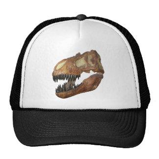 T-rex Skull Mesh Hats