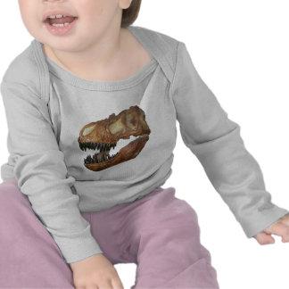 T-rex Skull Tee Shirt
