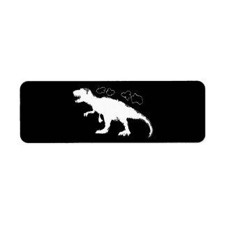 T-Rex Solid Label