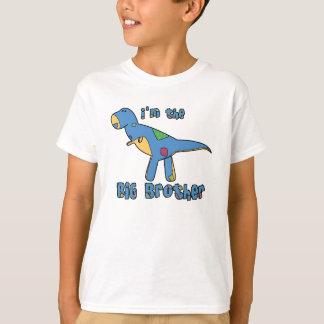 T-Rex soy la camiseta de hermano mayor