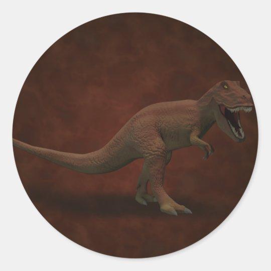 T Rex Sticker