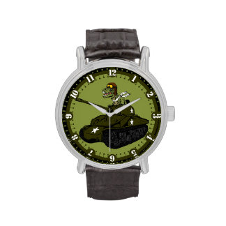T Rex Tank Wrist Watch