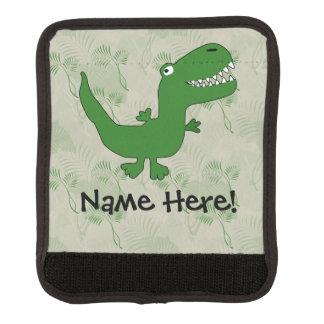 T-Rex Tyrannosaurus Rex Dinosaur Cartoon Kids Boys Handle Wrap