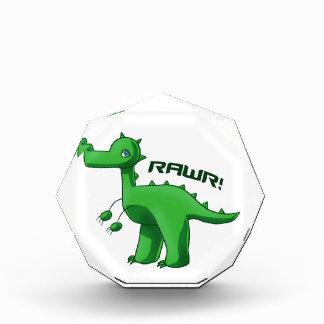 T-Rex verde