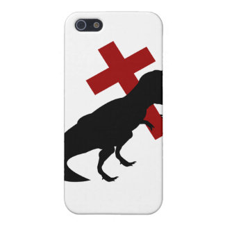 T-Rex With Cross Cases For iPhone 5