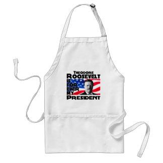 T. Roosevelt Forever Adult Apron