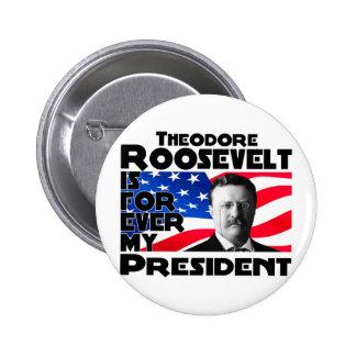 T. Roosevelt Forever Pin