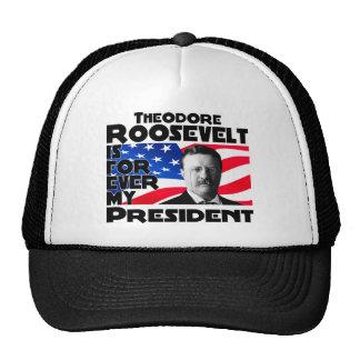 T. Roosevelt Forever Gorros