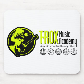 T-Rox Music Academy Inc. Mouse Pads