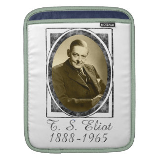 T.S. Eliot iPad Sleeve