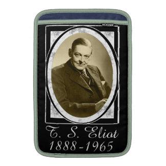 T.S. Eliot MacBook Sleeve