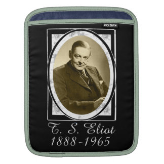 T.S. Eliot Sleeve For iPads