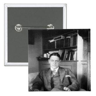 T.S. Eliot Pinback Button