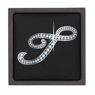 """T Script """"Diamond Bling"""" Gift Box"""