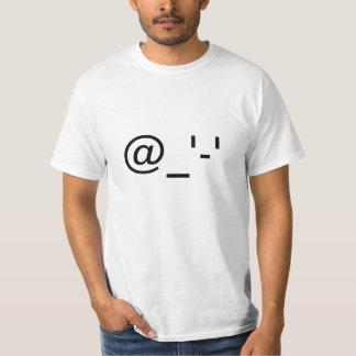 @_'-' T-Shirt