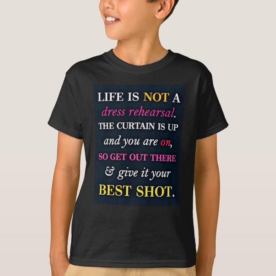 T-shirt - Comfortable Kids' Long Sleeve T-Shirt Designs