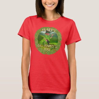 T shirt 2 of day of happy paddy field