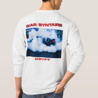 T-Shirt 2 sides War Syntaire Drift artwork
