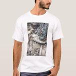 T-Shirt: Advice from a Caterpillar - by Rackham T-Shirt