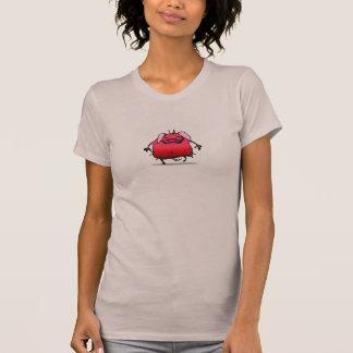 t-shirt, agressive,piggy T-Shirt