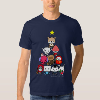 T-shirt - AllCharacters - Holiday Tree