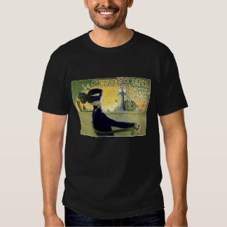 T-Shirt: Art Nouveau - La Maison Moderne - Orazi Shirt