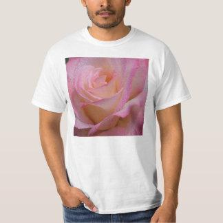 T-Shirt Beautiful Pink Rose