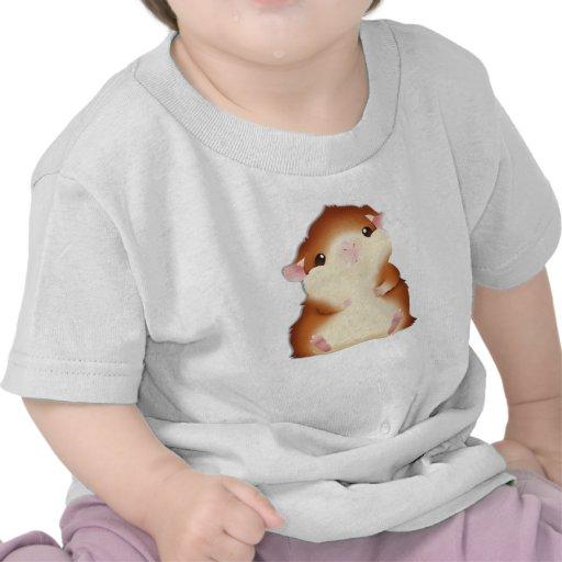 """T-shirt bebé """"hámster """""""