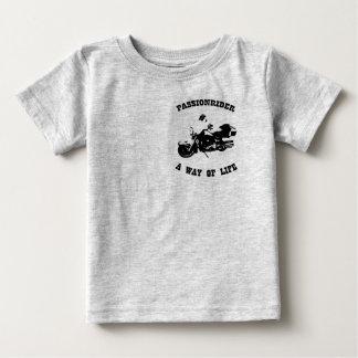 T-shirt bébé PassionRider Playera De Bebé