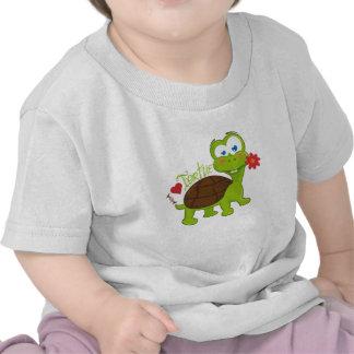 T shirt Bébéb tortue T-shirt