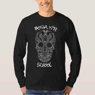 T-shirt black ML Skull