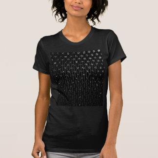 T-Shirt Black Sparkley Jewels