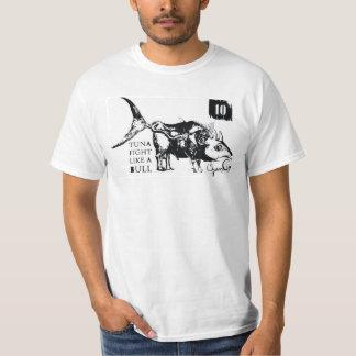 T-shirt Branca TunaBull