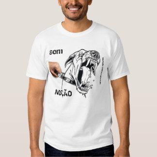 T-shirt Brave Dog
