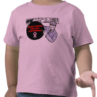 T-Shirt - Breast Cancer Victims