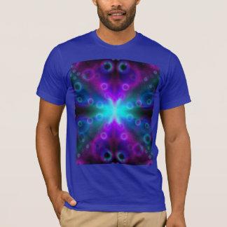 T-Shirt Bubbles Bokeh Effect