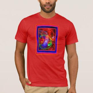 T-Shirt - Camiseta - Arte Abstracto Multicolor