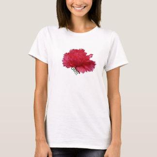 T-shirt carnation